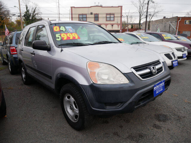 2004 Honda CR-V for sale at MICHAEL ANTHONY AUTO SALES in Plainfield NJ
