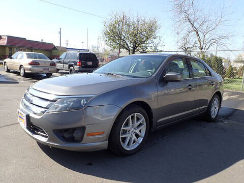 2010 Ford Fusion for sale at Tommy's 9th Street Auto Sales in Walla Walla WA