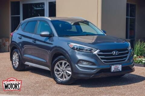 2017 Hyundai Tucson for sale at Mcandrew Motors in Arlington TX