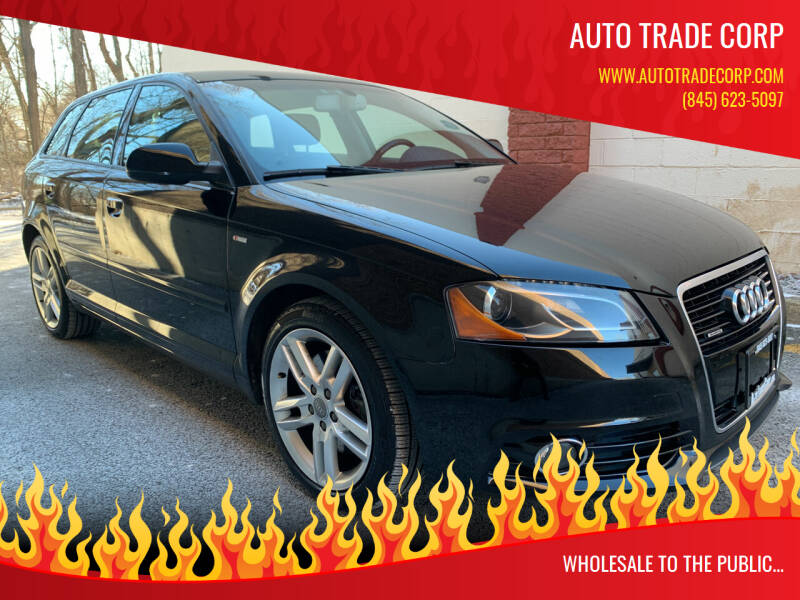 2011 Audi A3 for sale at AUTO TRADE CORP in Nanuet NY