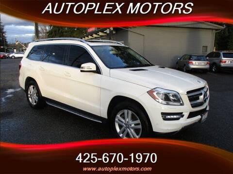 2013 Mercedes-Benz GL-Class for sale at Autoplex Motors in Lynnwood WA