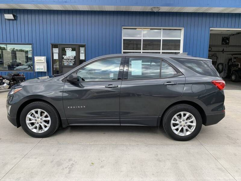 2019 Chevrolet Equinox for sale at Twin City Motors in Grand Forks ND