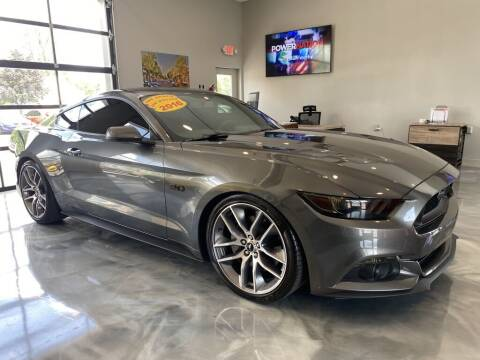 2016 Ford Mustang for sale at Crossroads Car & Truck in Milford OH