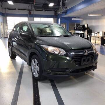 2016 Honda HR-V for sale at Simply Better Auto in Troy NY