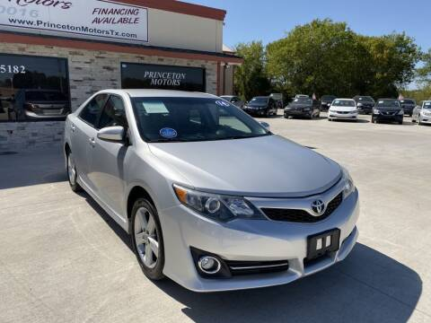 2014 Toyota Camry for sale at Princeton Motors in Princeton TX