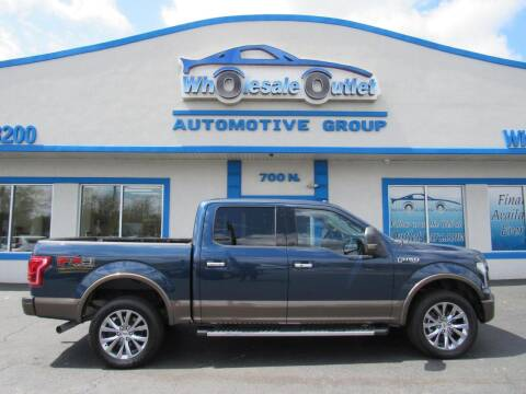 2016 Ford F-150 for sale at The Wholesale Outlet in Blackwood NJ