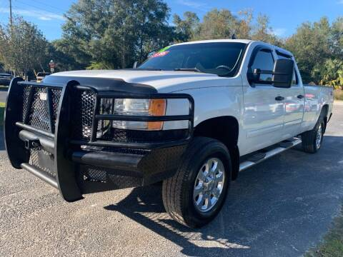 2012 GMC Sierra 3500HD for sale at Gator Truck Center of Ocala in Ocala FL