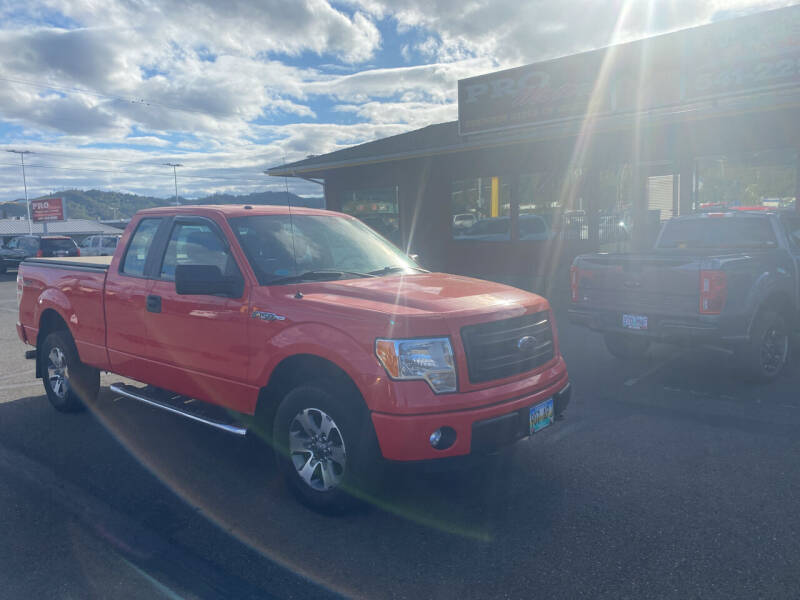 2013 Ford F-150 for sale at Pro Motors in Roseburg OR
