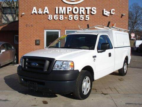 2008 Ford F-150 for sale at A & A IMPORTS OF TN in Madison TN