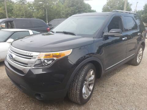 2013 Ford Explorer for sale at D & D All American Auto Sales in Mount Clemens MI