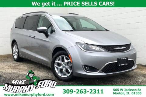2017 Chrysler Pacifica for sale at Mike Murphy Ford in Morton IL