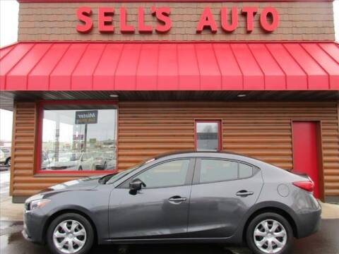 2016 Mazda MAZDA3 for sale at Sells Auto INC in Saint Cloud MN