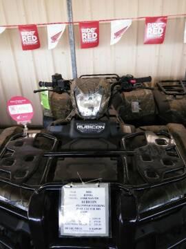 2020 Honda Foreman 520 4x4 Power Steering for sale at Irv Thomas Honda Suzuki Polaris in Corpus Christi TX