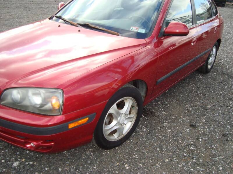 2005 Hyundai Elantra for sale at Branch Avenue Auto Auction in Clinton MD