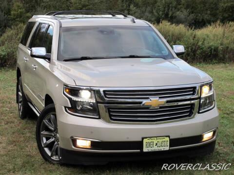 2015 Chevrolet Suburban for sale at Isuzu Classic in Cream Ridge NJ
