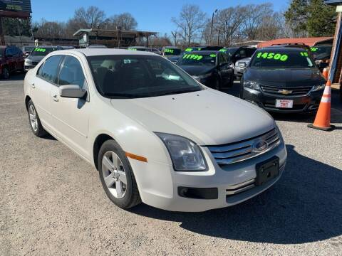 2009 Ford Fusion for sale at Super Wheels-N-Deals in Memphis TN