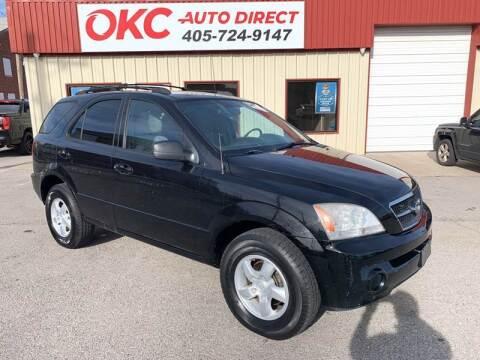2006 Kia Sorento for sale at OKC Auto Direct in Oklahoma City OK