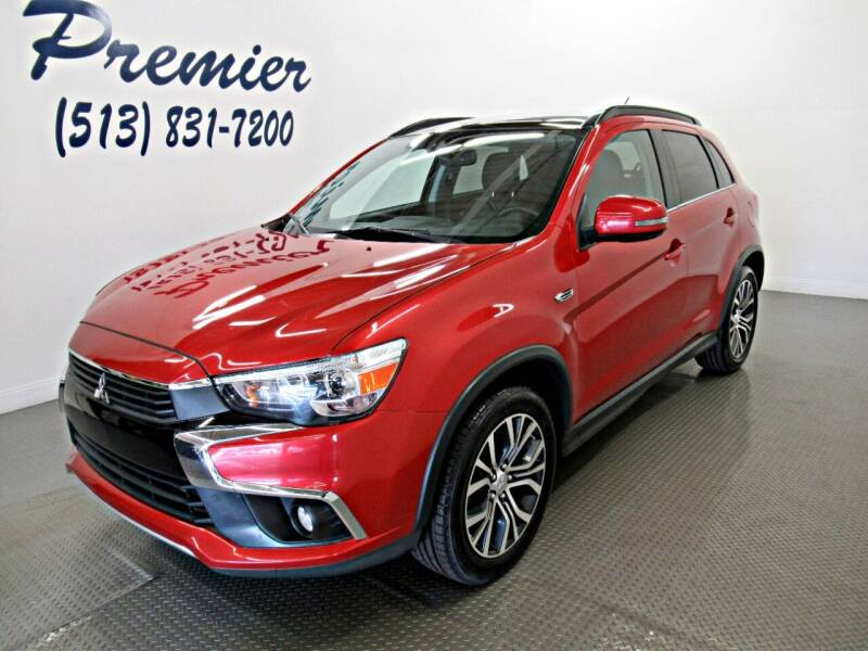 2016 Mitsubishi Outlander Sport for sale at Premier Automotive Group in Milford OH