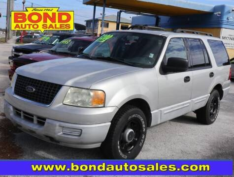 2006 Ford Expedition for sale at Bond Auto Sales in St Petersburg FL