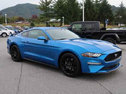 2019 Ford Mustang for sale at Ken Wilson Ford in Canton NC