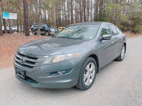 2010 Honda Accord Crosstour for sale at H&C Auto in Oilville VA