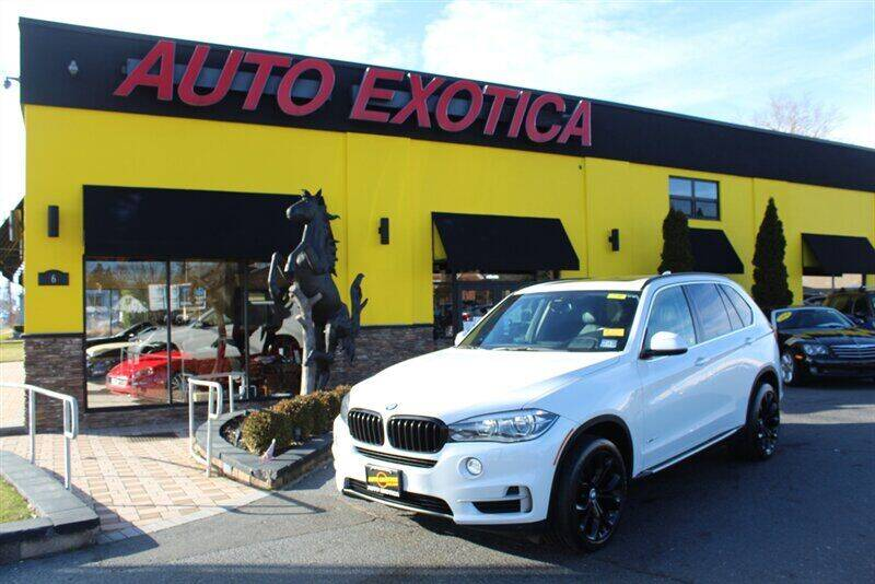 2014 BMW X5 for sale at Auto Exotica in Red Bank NJ
