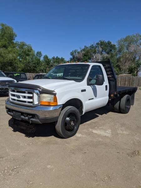 1999 Ford F-450 Super Duty for sale at HORSEPOWER AUTO BROKERS in Fort Collins CO