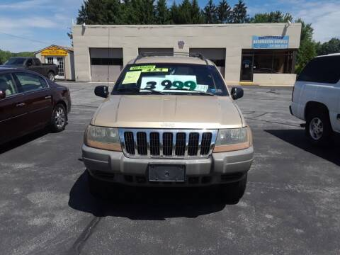 1999 Jeep Grand Cherokee for sale at Dun Rite Car Sales in Downingtown PA