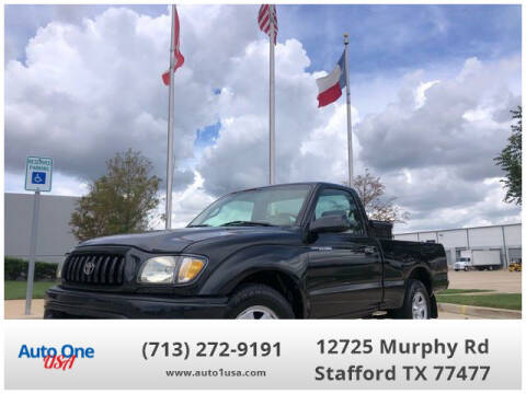 2004 Toyota Tacoma for sale at Auto One USA in Stafford TX
