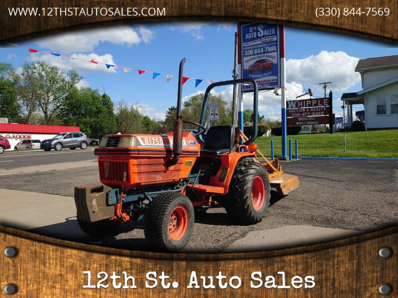1901 Kubota HI SPEED T for sale at 12th St. Auto Sales in Canton OH