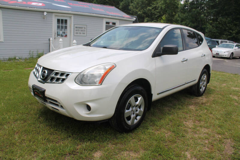 2013 Nissan Rogue for sale at Manny's Auto Sales in Winslow NJ