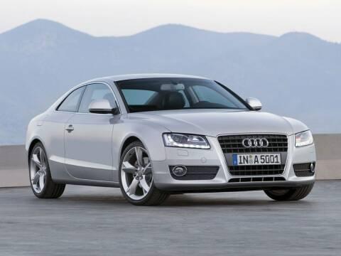 2012 Audi A5 for sale at Sundance Chevrolet in Grand Ledge MI