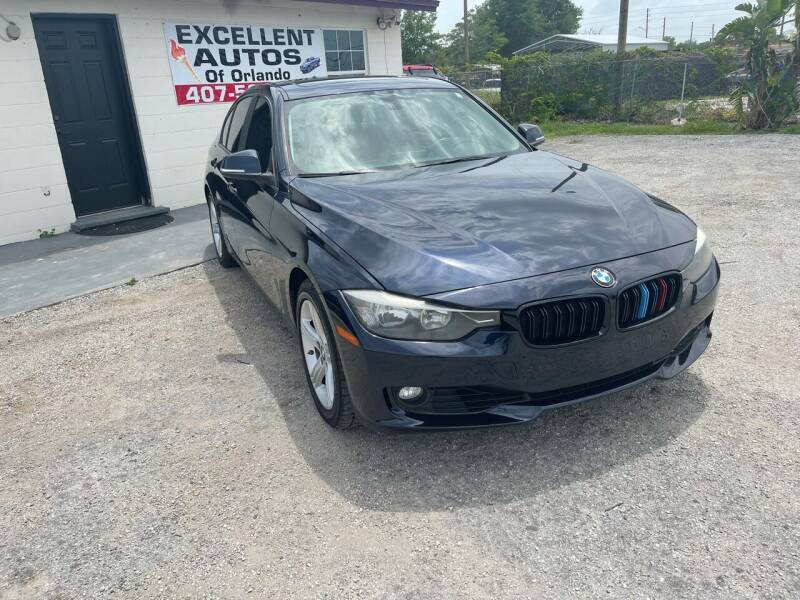 2015 BMW 3 Series for sale at Excellent Autos of Orlando in Orlando FL