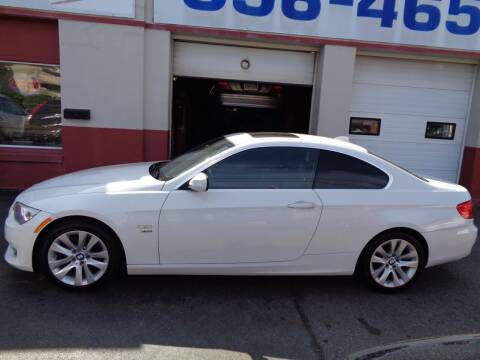 2012 BMW 3 Series for sale at Best Choice Auto Sales Inc in New Bedford MA