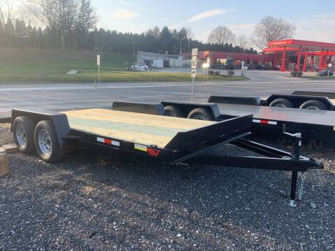 2021 MCT Car Hauler 16' for sale at Smart Choice 61 Trailers in Shoemakersville PA