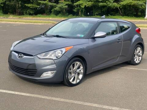 2017 Hyundai Veloster for sale at P&H Motors in Hatboro PA