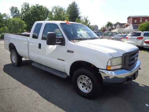 2002 Ford F-350 Super Duty for sale at Purcellville Motors in Purcellville VA
