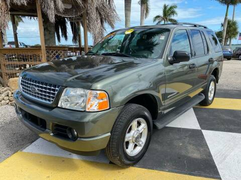 2004 Ford Explorer for sale at D&S Auto Sales, Inc in Melbourne FL