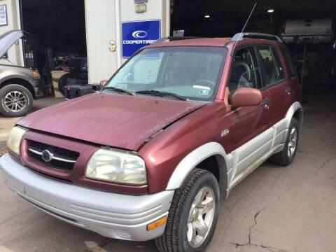 2000 Suzuki Grand Vitara for sale at Troys Auto Sales in Dornsife PA