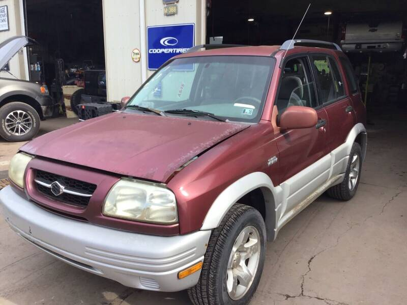 2000 Suzuki Grand Vitara for sale in Dornsife, PA
