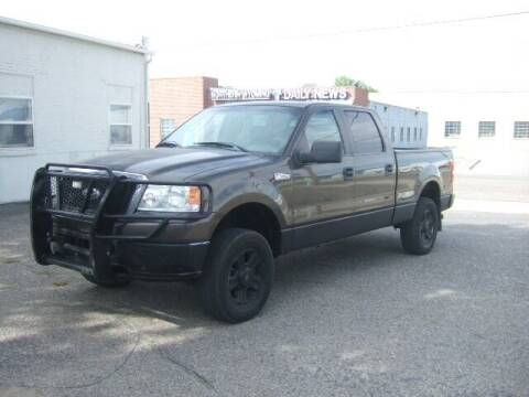 2008 Ford F-150 for sale at KHAN'S AUTO LLC in Worland WY