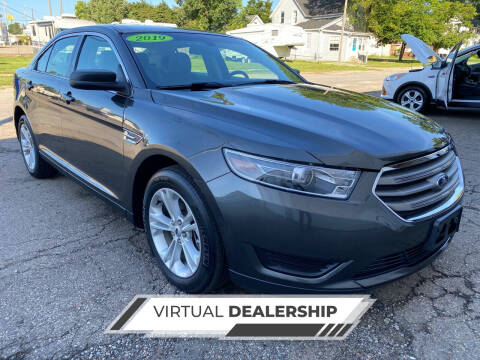 2019 Ford Taurus for sale at LA Auto & RV Sales and Service in Lapeer MI