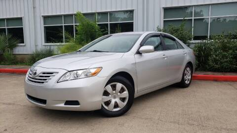 2009 Toyota Camry for sale at Houston Auto Preowned in Houston TX