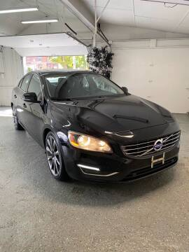 2015 Volvo S60 for sale at Mass Auto Exchange in Framingham MA