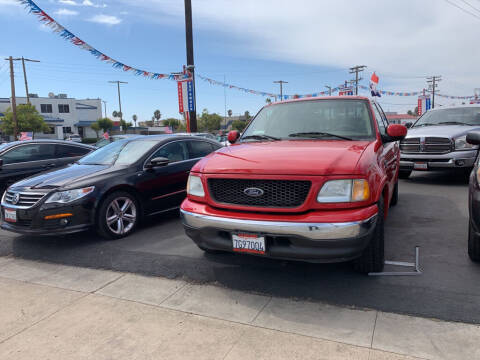 2003 Ford F-150 for sale at VR Automobiles in National City CA