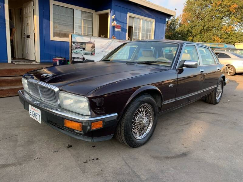 1993 Jaguar XJ-Series for sale at Dodi Auto Sales in Monterey CA