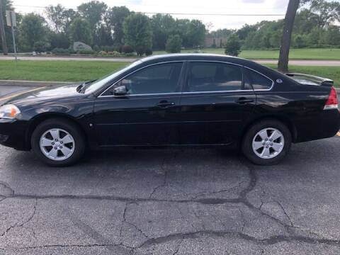 2008 Chevrolet Impala for sale at Stryker Auto Sales in South Elgin IL