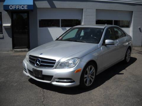 2012 Mercedes-Benz C-Class for sale at Best Wheels Imports in Johnston RI