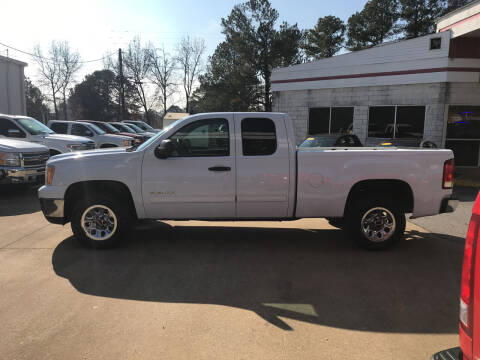 2012 GMC Sierra 1500 for sale at Northwood Auto Sales in Northport AL