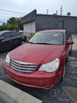 2008 Chrysler Sebring for sale at D and D All American Financing in Warren MI